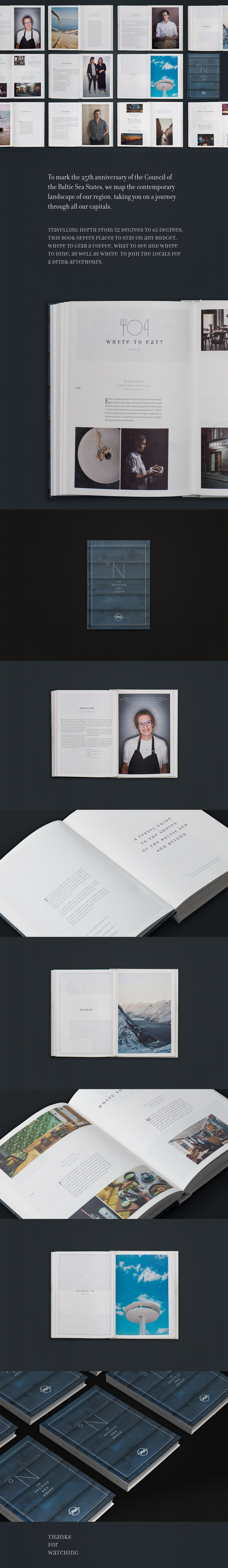 NGO Layout book Guide print editorial silver graphic photo