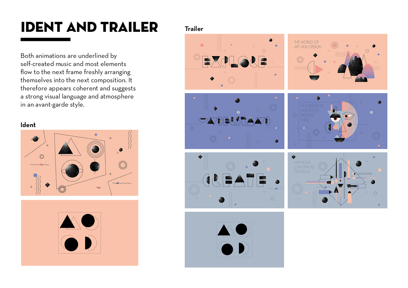 adobeawards motion graphics  animation  branding  ILLUSTRATION
