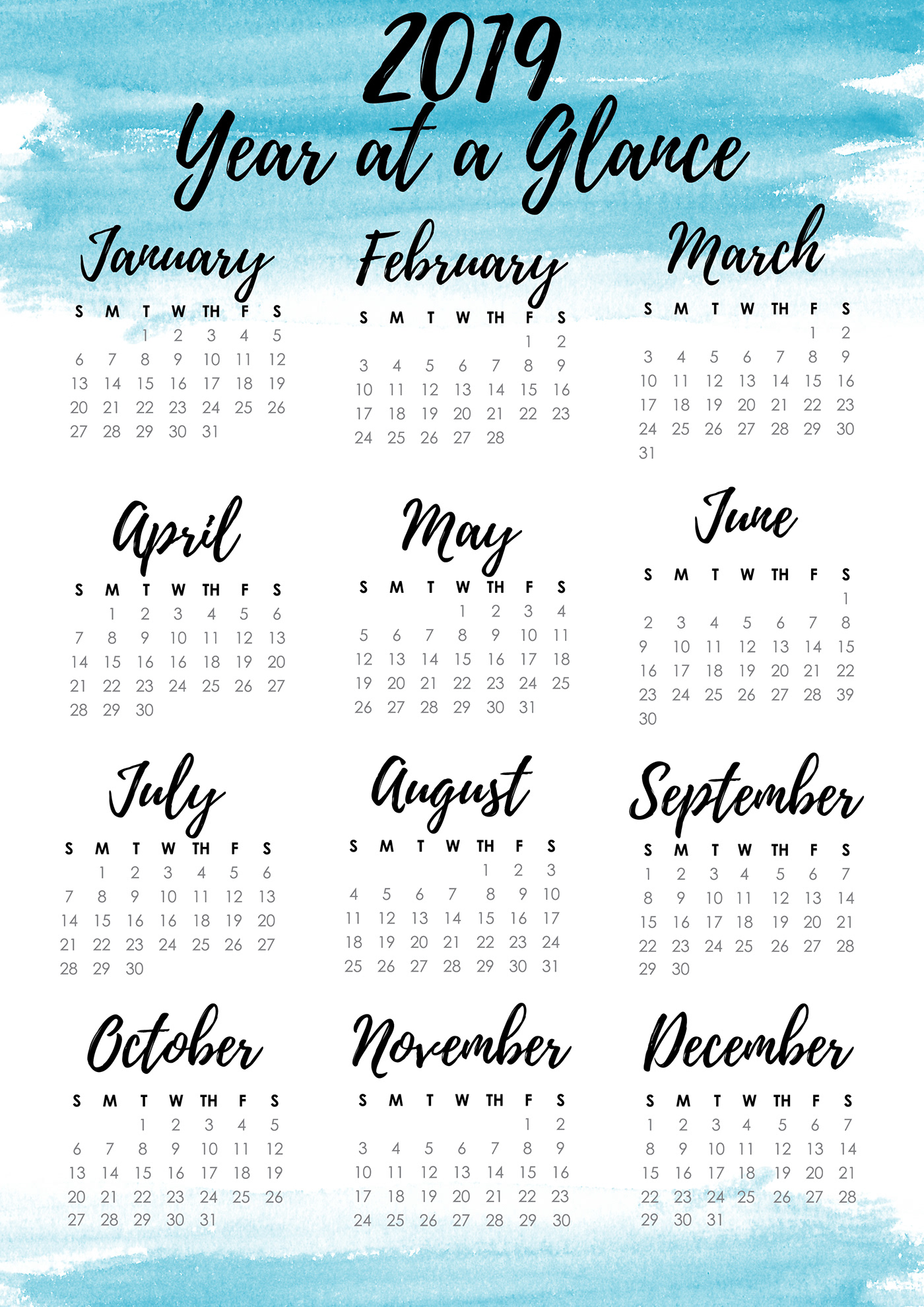 bujo,printable,printable calendar,freebie,free,freedownload