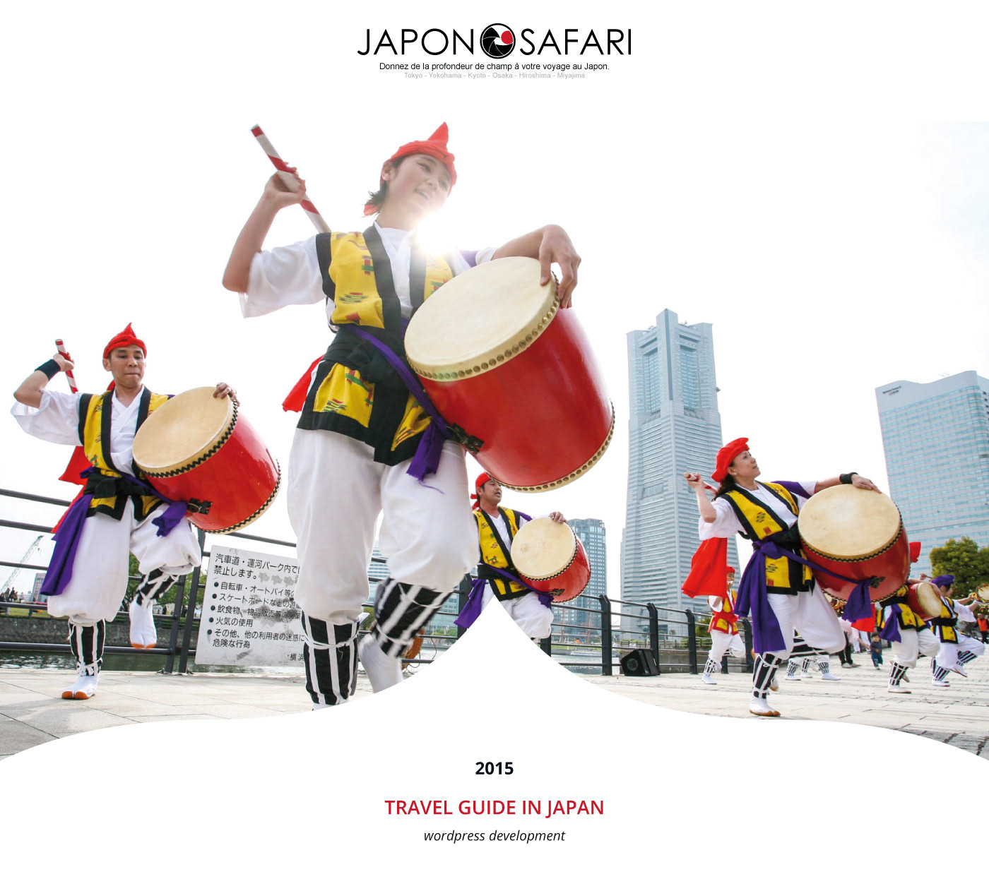 Japon Safaris - Multisite Intégration