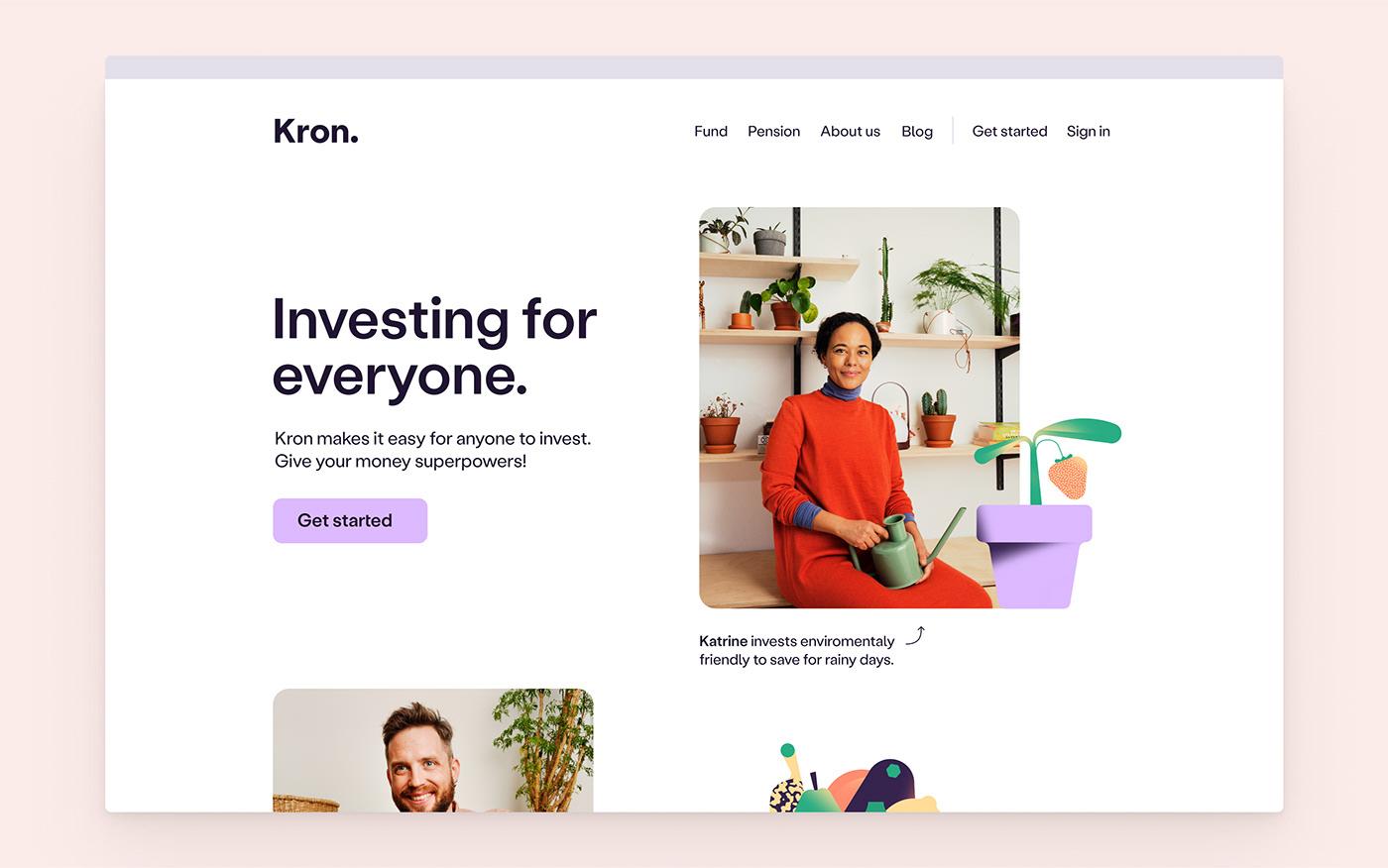app,branding ,Fintech,graphic design ,Investment,norway,finance,ILLUSTRATION ,money