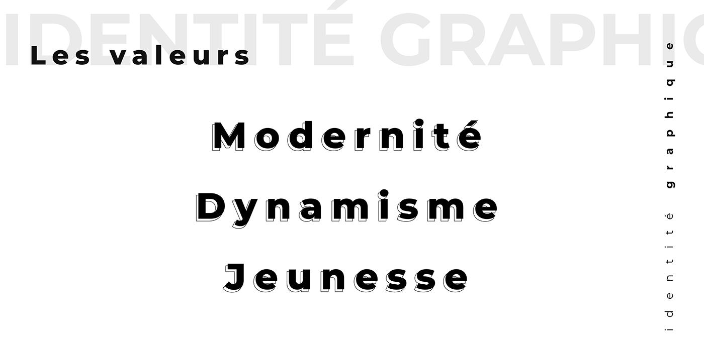 design ecv edition graphisme Logotype magazine mise en page photoshop Street Art  Typographie