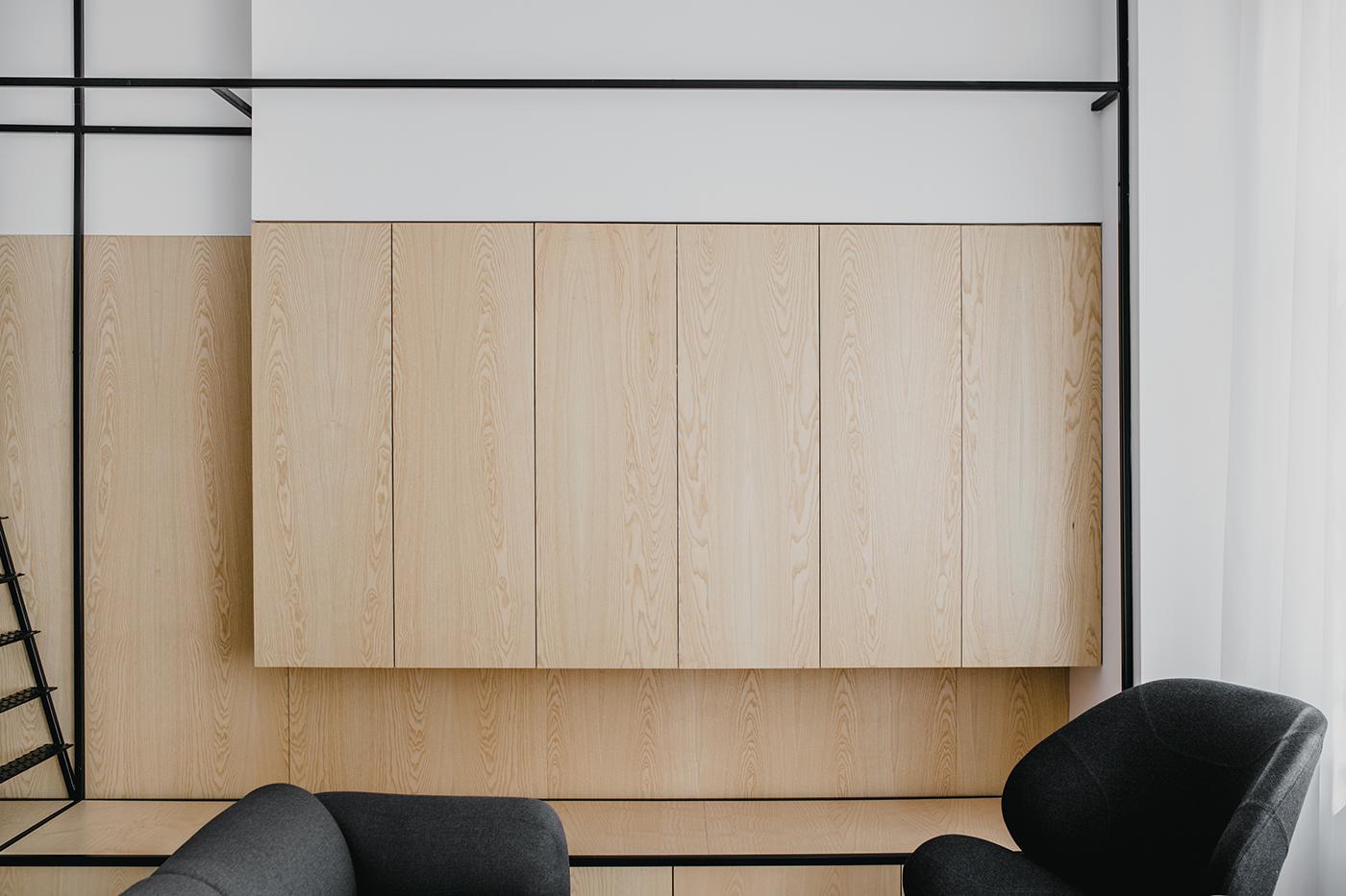 MUS interior design  architecture MUS architects wireframe design furniture
