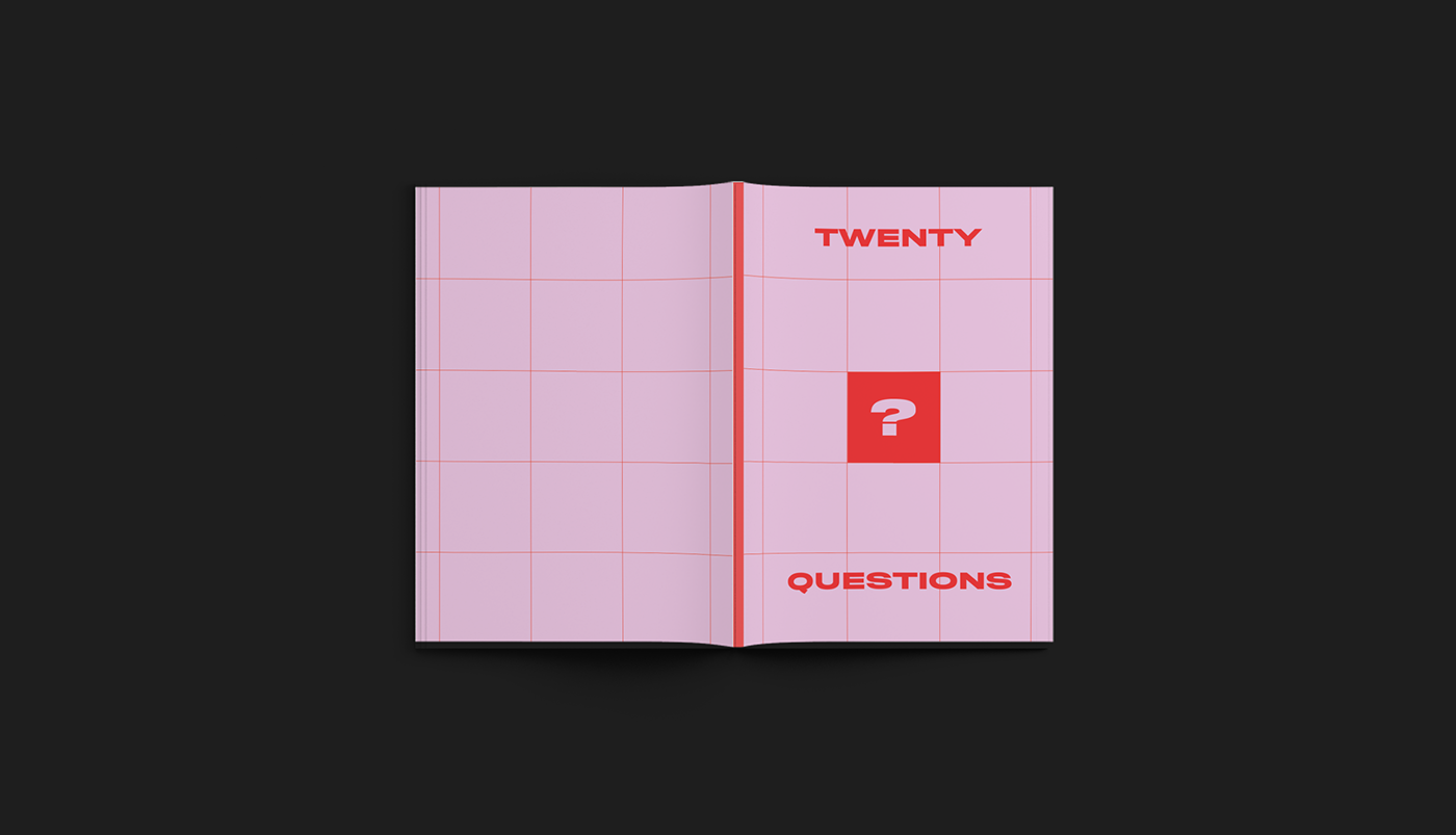 Zine  book print graphic design  graphic ILLUSTRATION  humor color pink cute