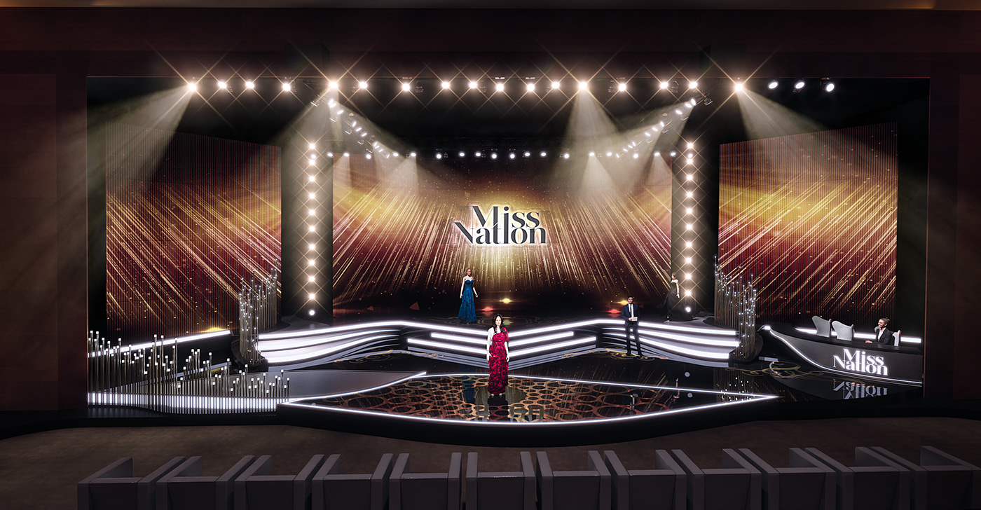 Stage design concept