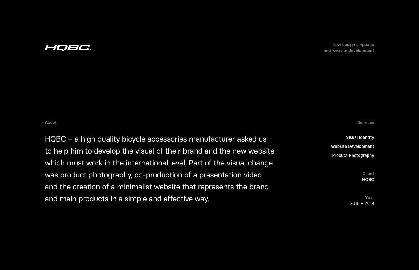 Bike Bicycle Cycling helmets eyewear microsite dark minimal animations Website
