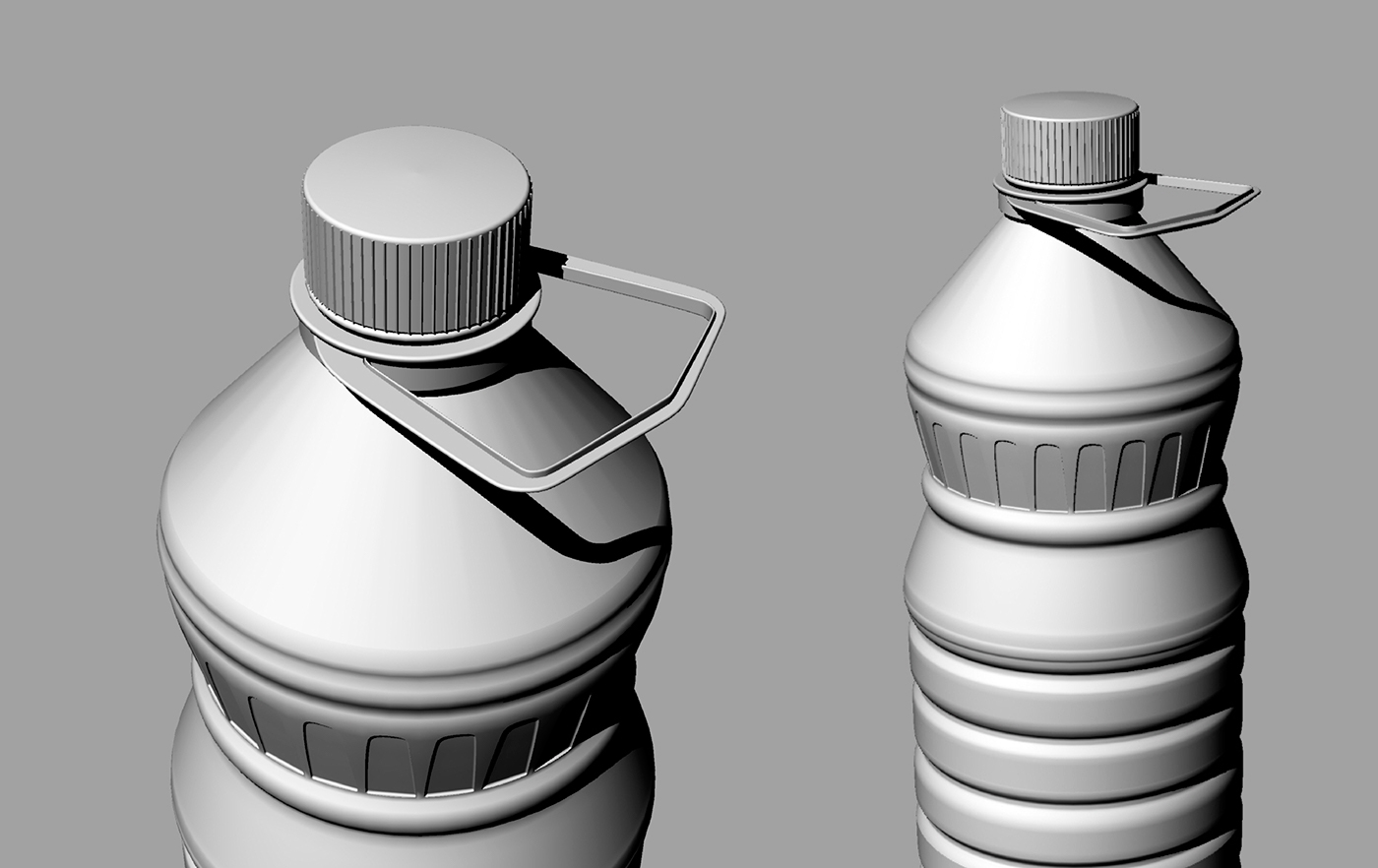 3D modeling packing empaque model envase beisbol