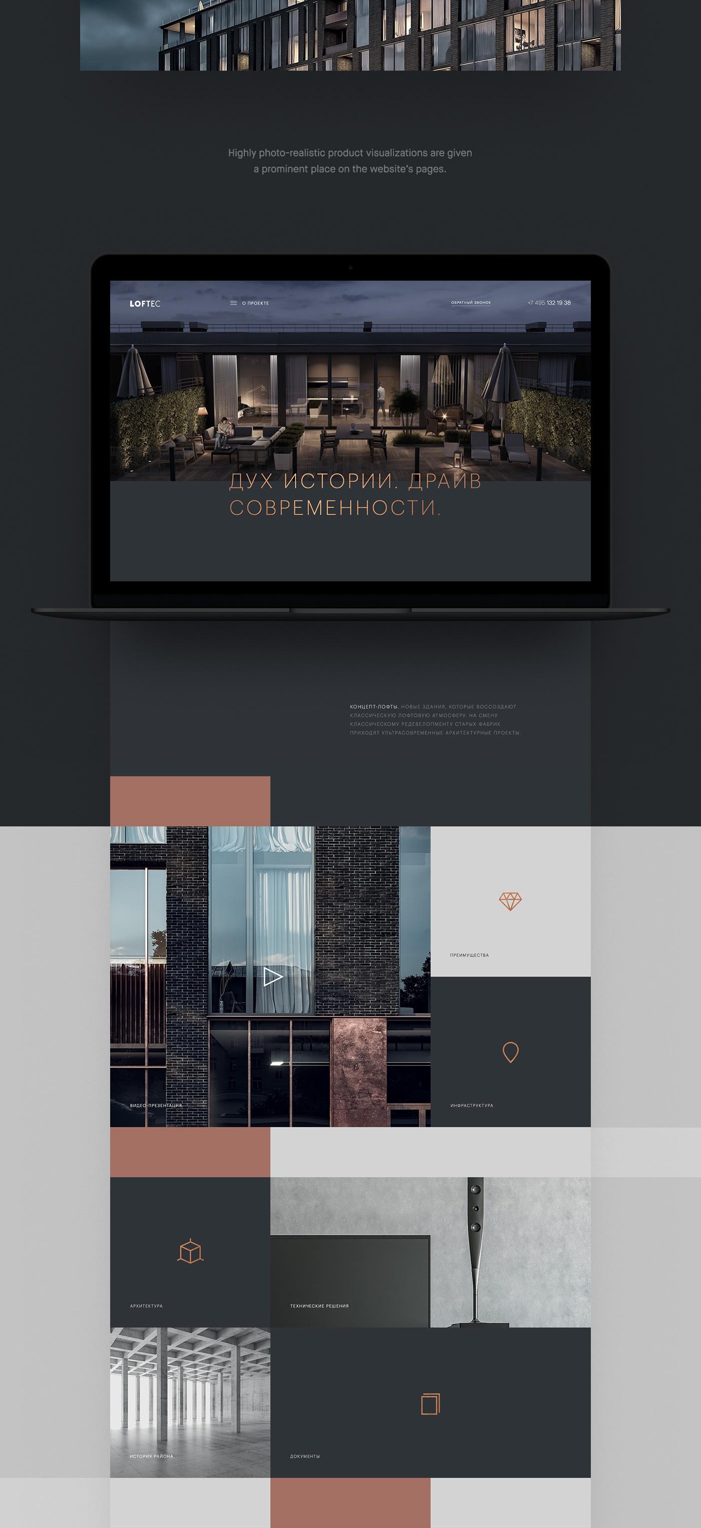 loftec,realty,estate,luxury,vide infra,property,architecture,dark,gold