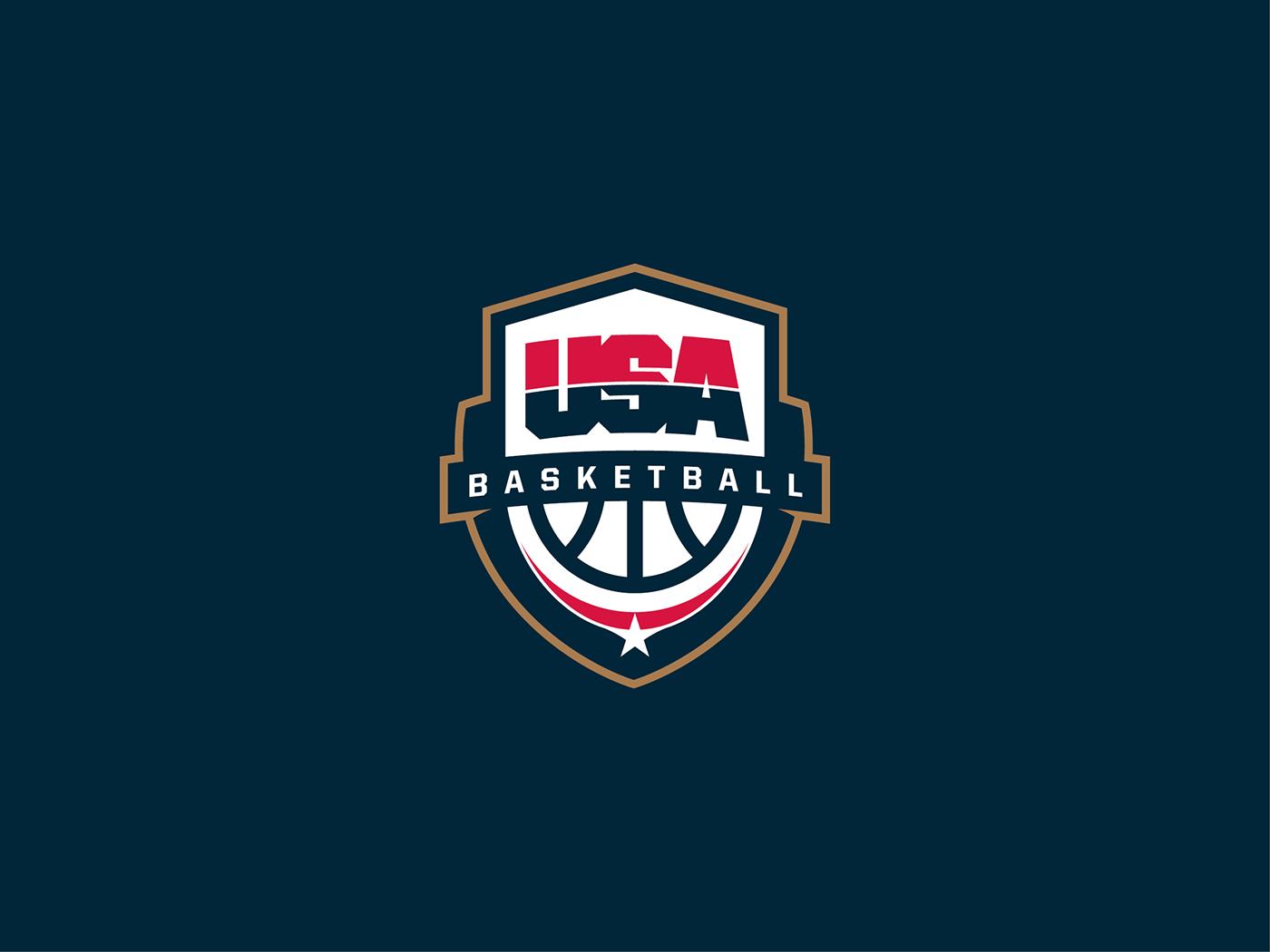 極美的25張籃球logo欣賞