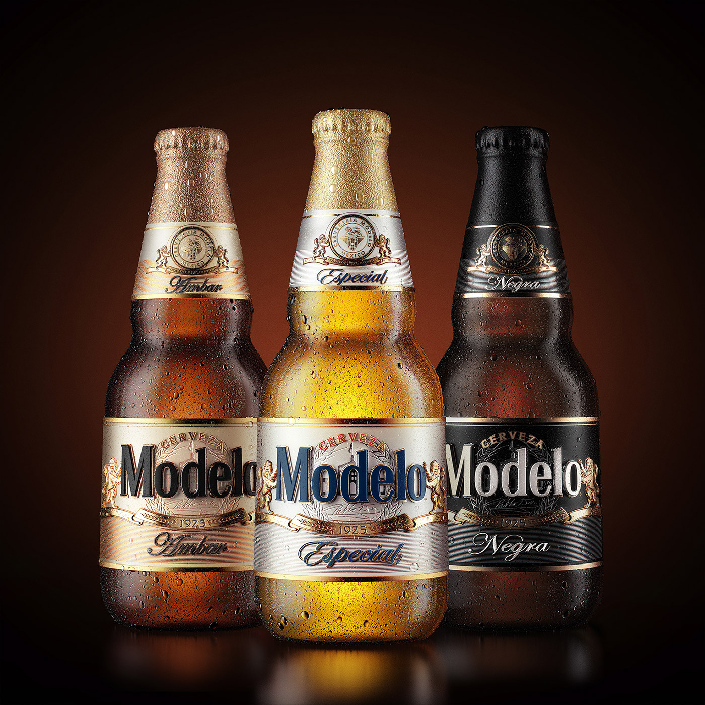 Cerveza Modelo On Behance