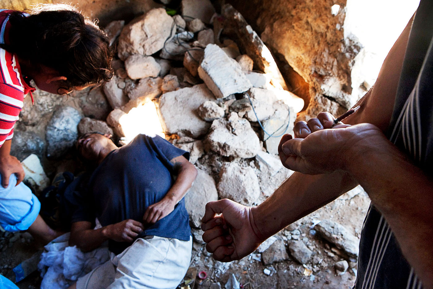 cuidad Juarez migration Drugs heroin border prostitution hiv