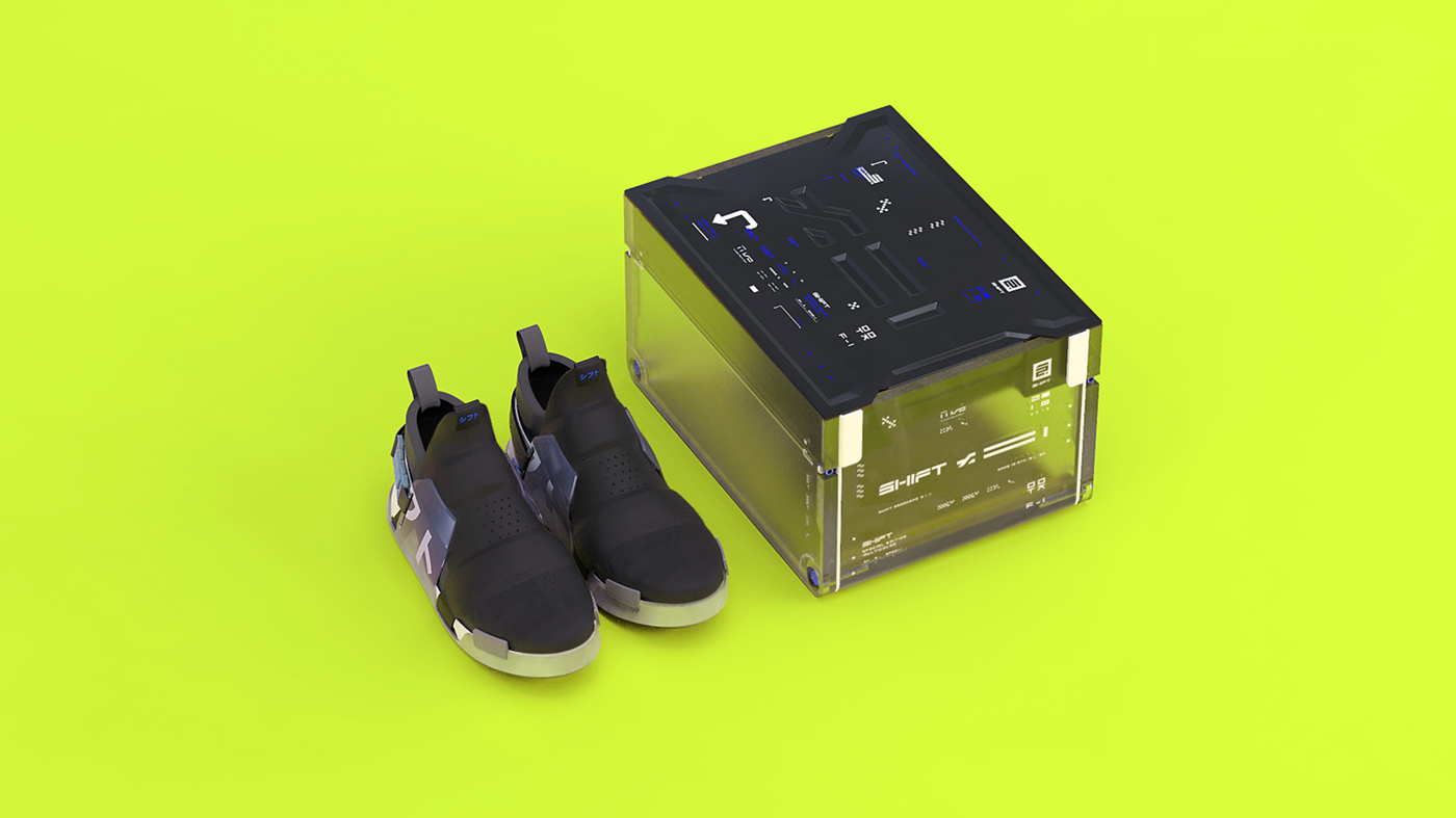 sneaker footwear Urban futuristic color Fashion  japanese shoes adidas Nike