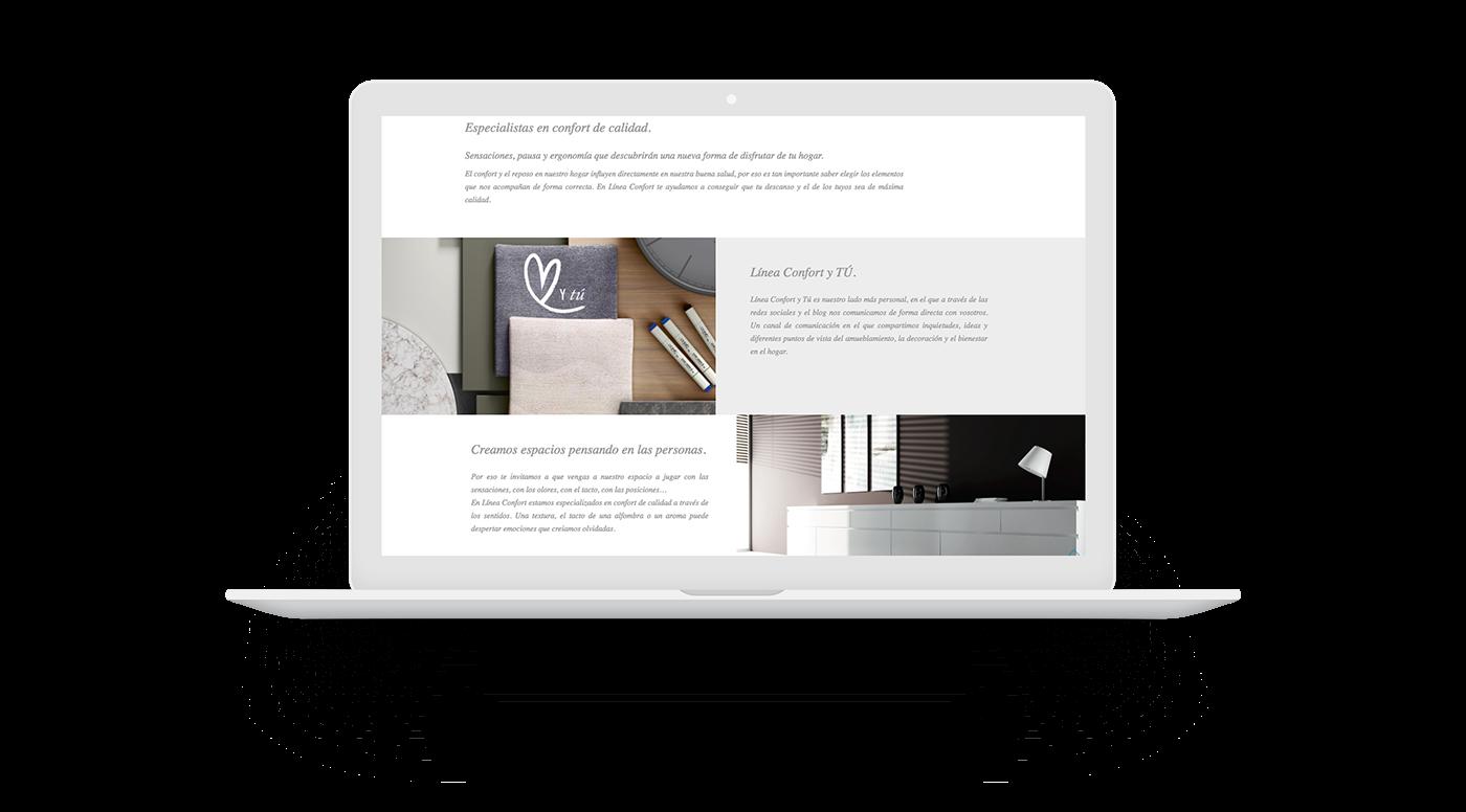 Diseño web Web diseño de marca diseño gráfico branding  identidad visual