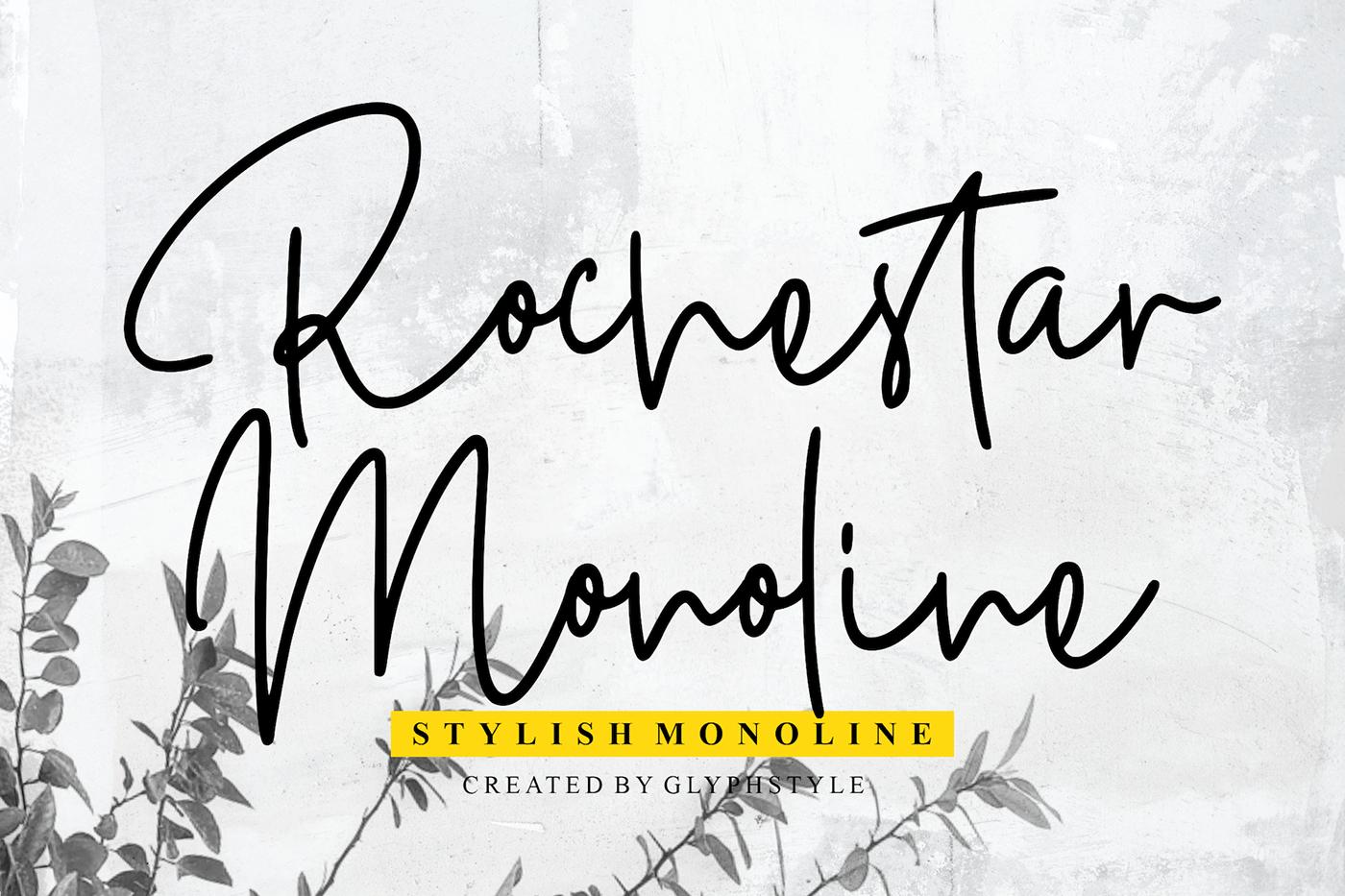 elegant free Free font free fonts freebie hand drawn luxury monoline Script signature