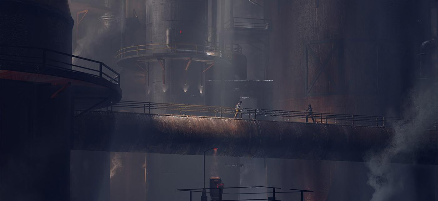 Image may contain: fog and screenshot