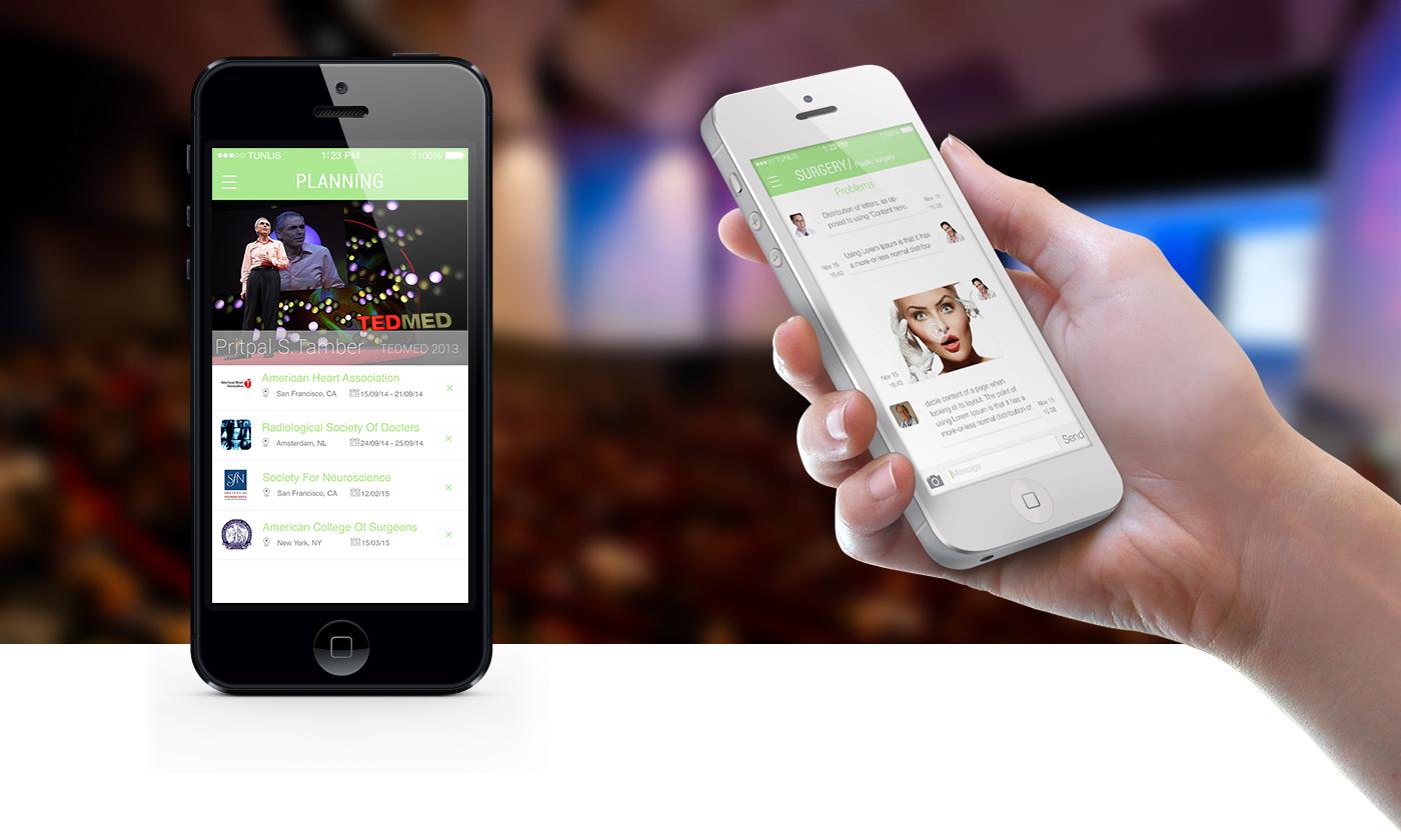 app Medical app mednet networking