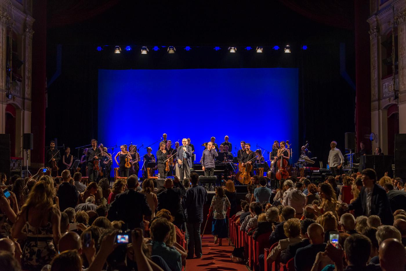 commission Event battiato music Palermo
