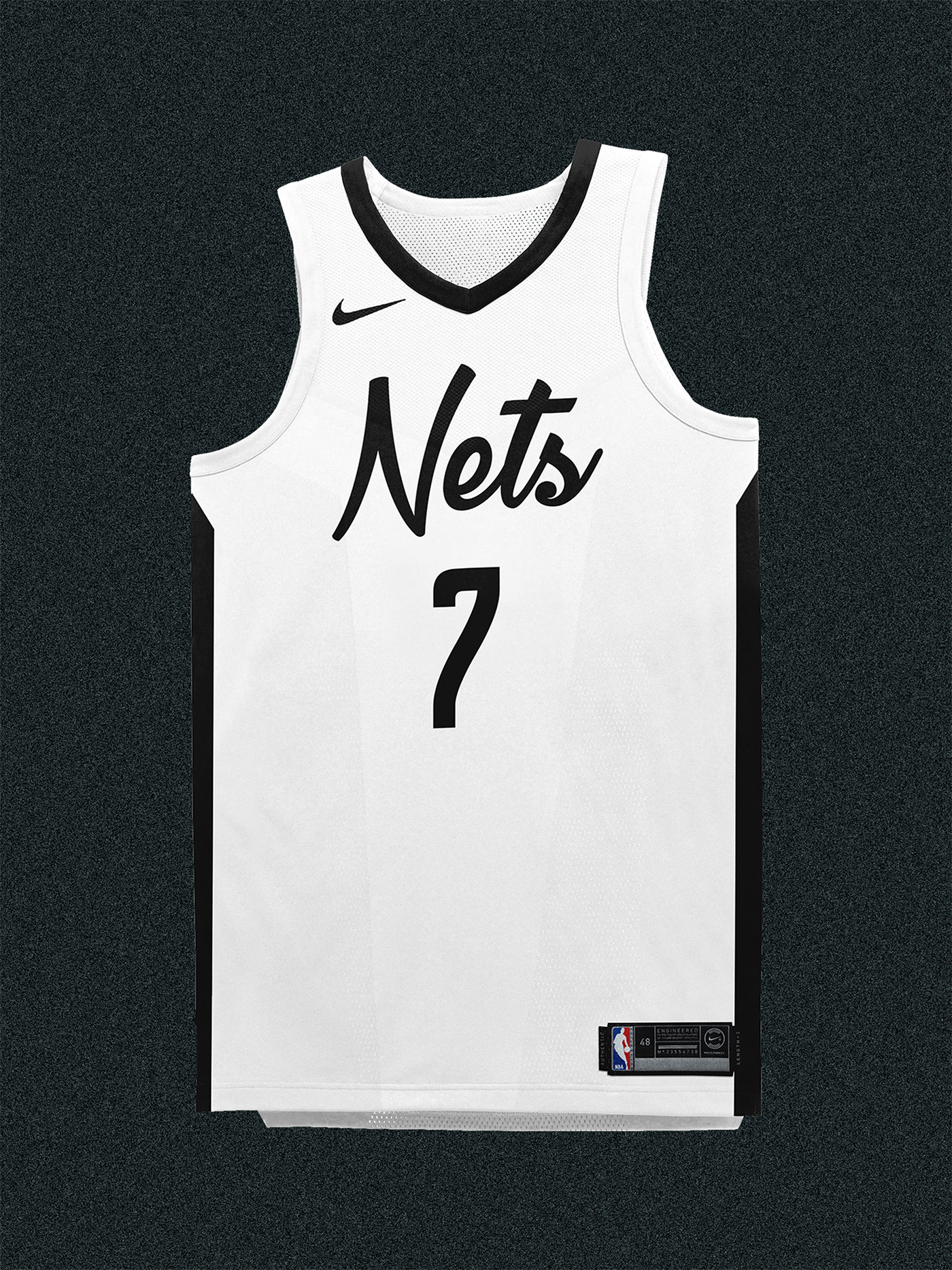 promo code 3215e 53d3d NBA Uniform Refresh on Behance