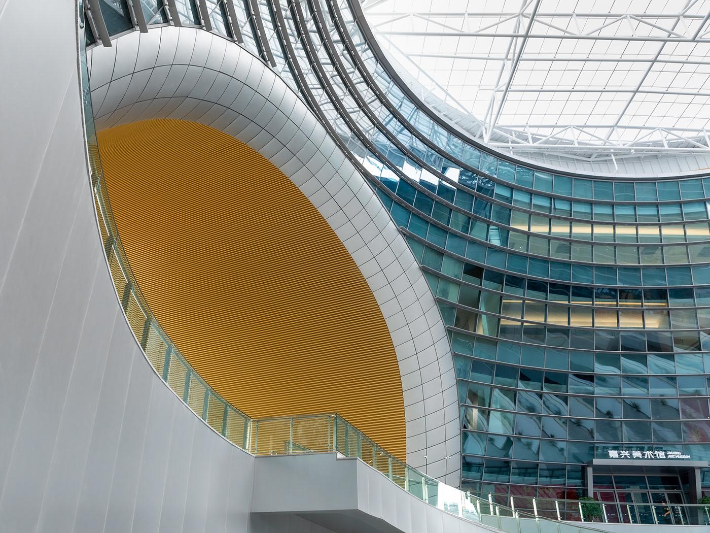 场馆 建筑 摄影 设计
