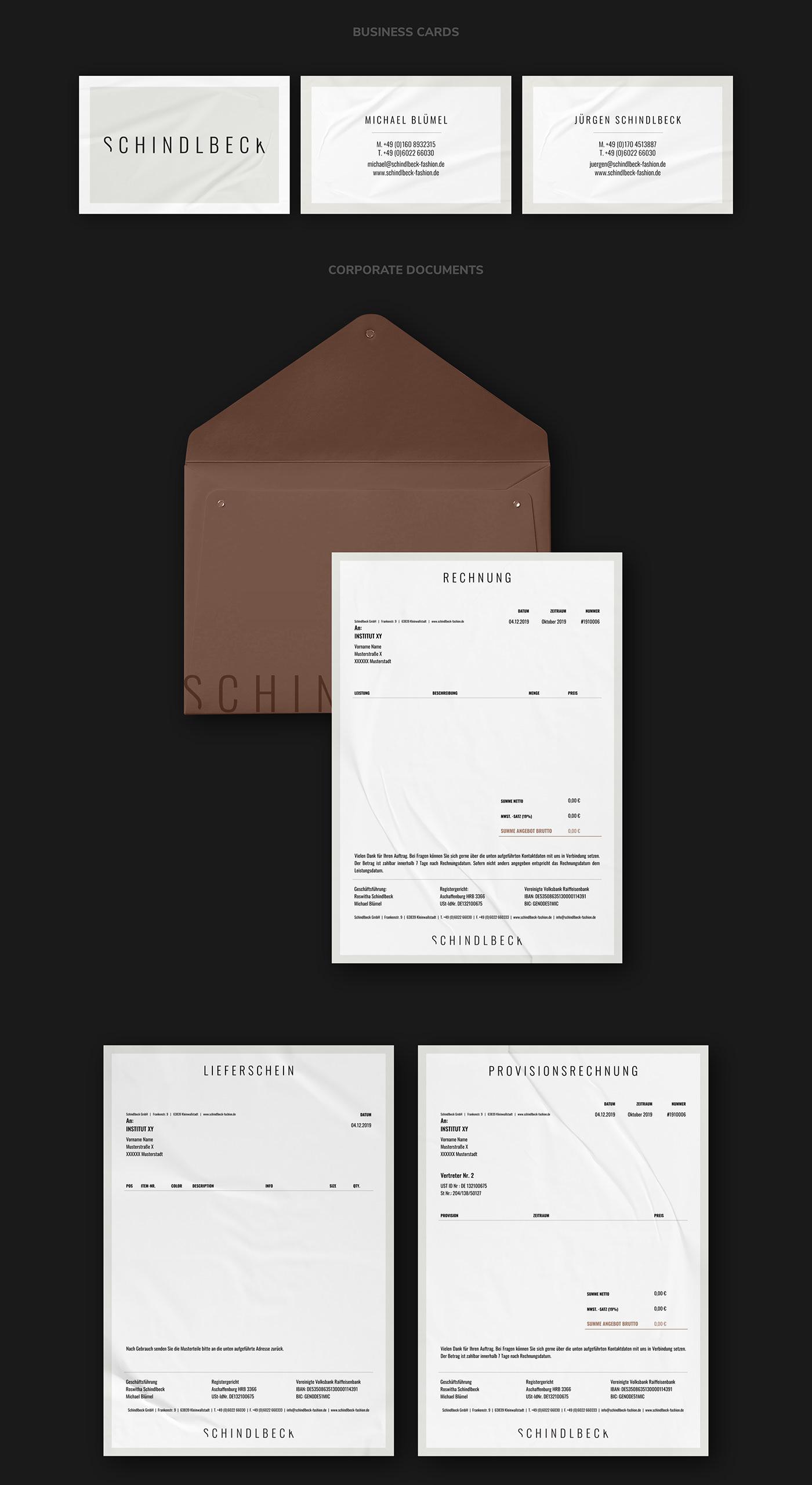SCHINDLBECK FASHION // Print