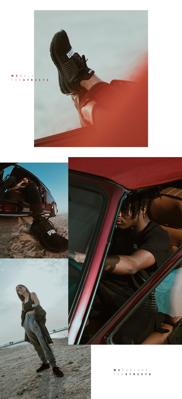 puma Lookbook fashion photography hypebeast street photography Nike instagram social media shooting adidas