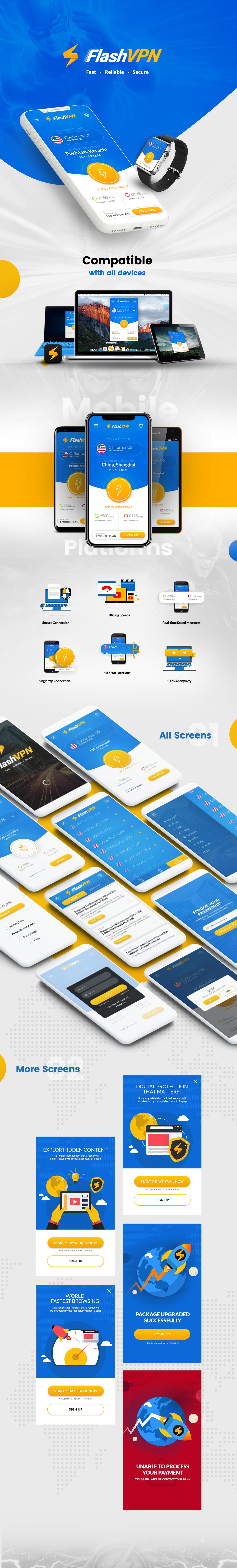 vpn proxy app android ios windows app mac app creative fastest fast