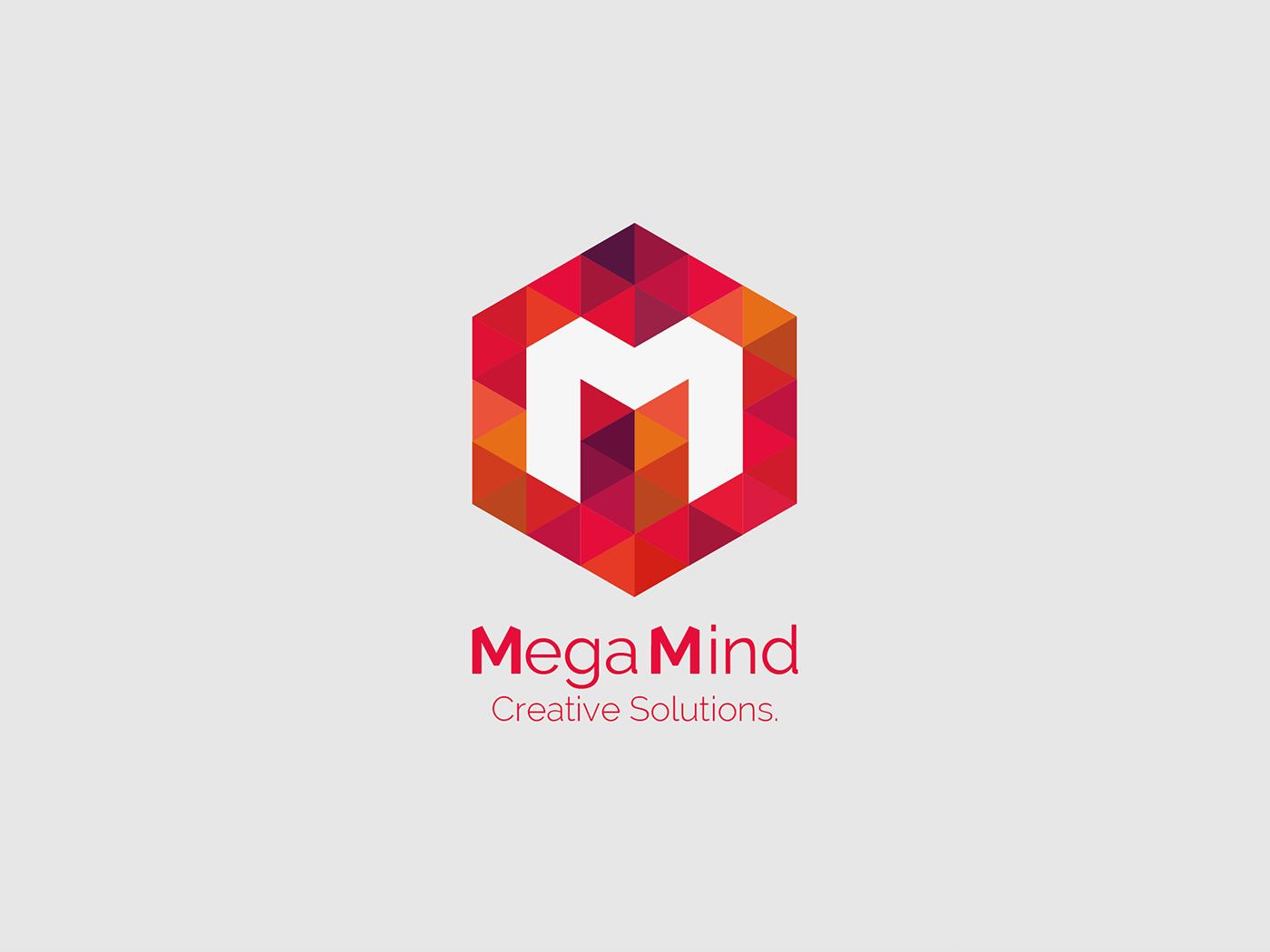 Megamind Logo And Branding On Behance