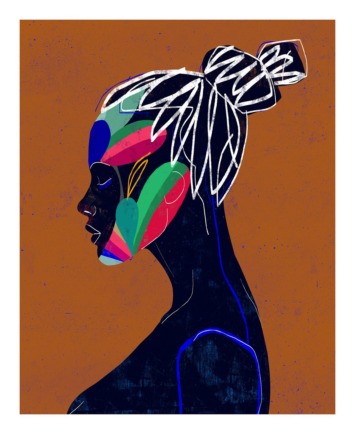 art,artwork,colors,decoration,digital,draw,FINEART,giclee,ILLUSTRATION ,portrait
