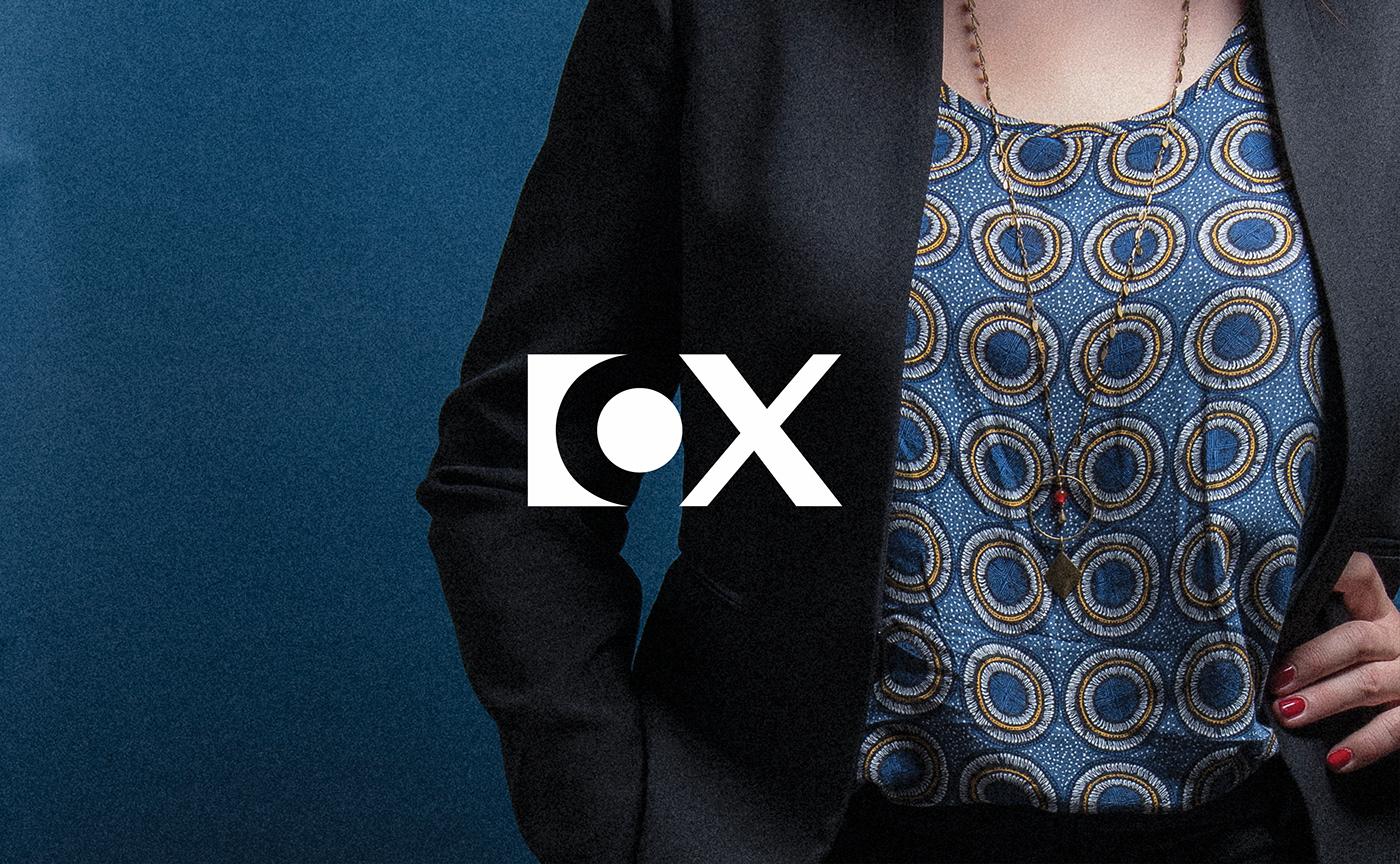 law attorney logo Icon geometric branding  cross circle copyright lawyer