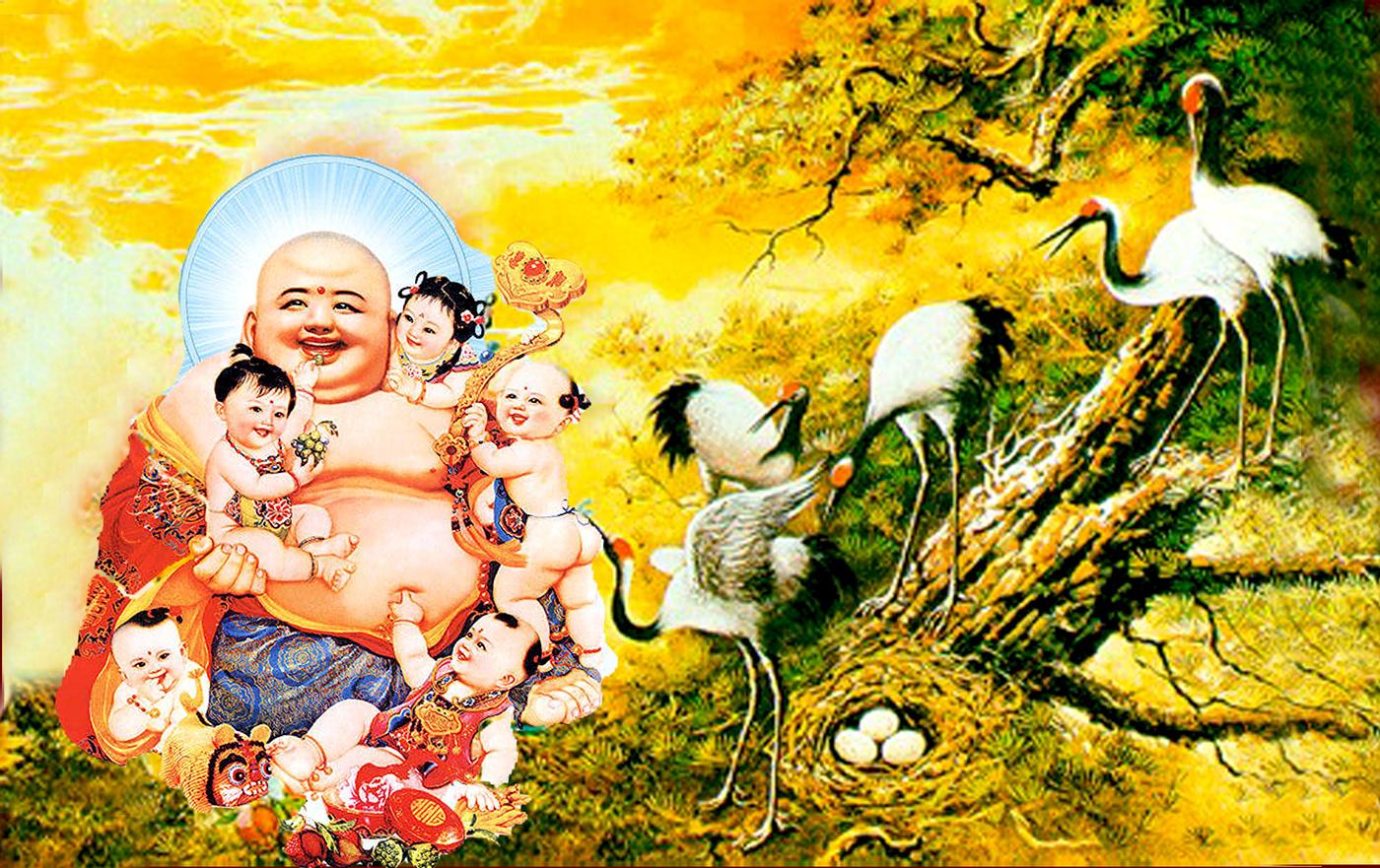 Ý nghĩa của Phật Di Lặc