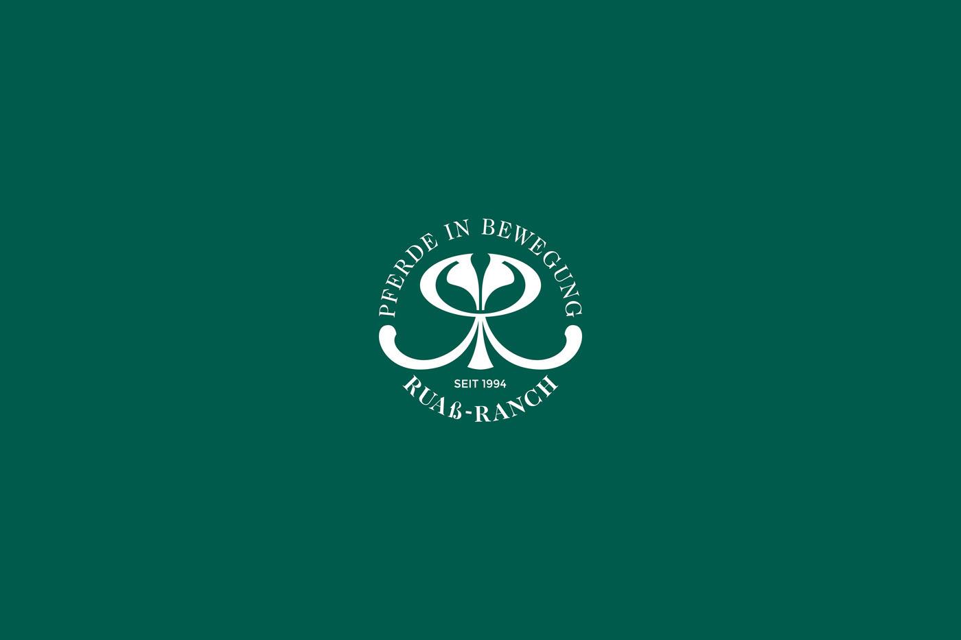 #HP   Brand Design branding  Corporate Design horse Logo Design ranch Signet stationary
