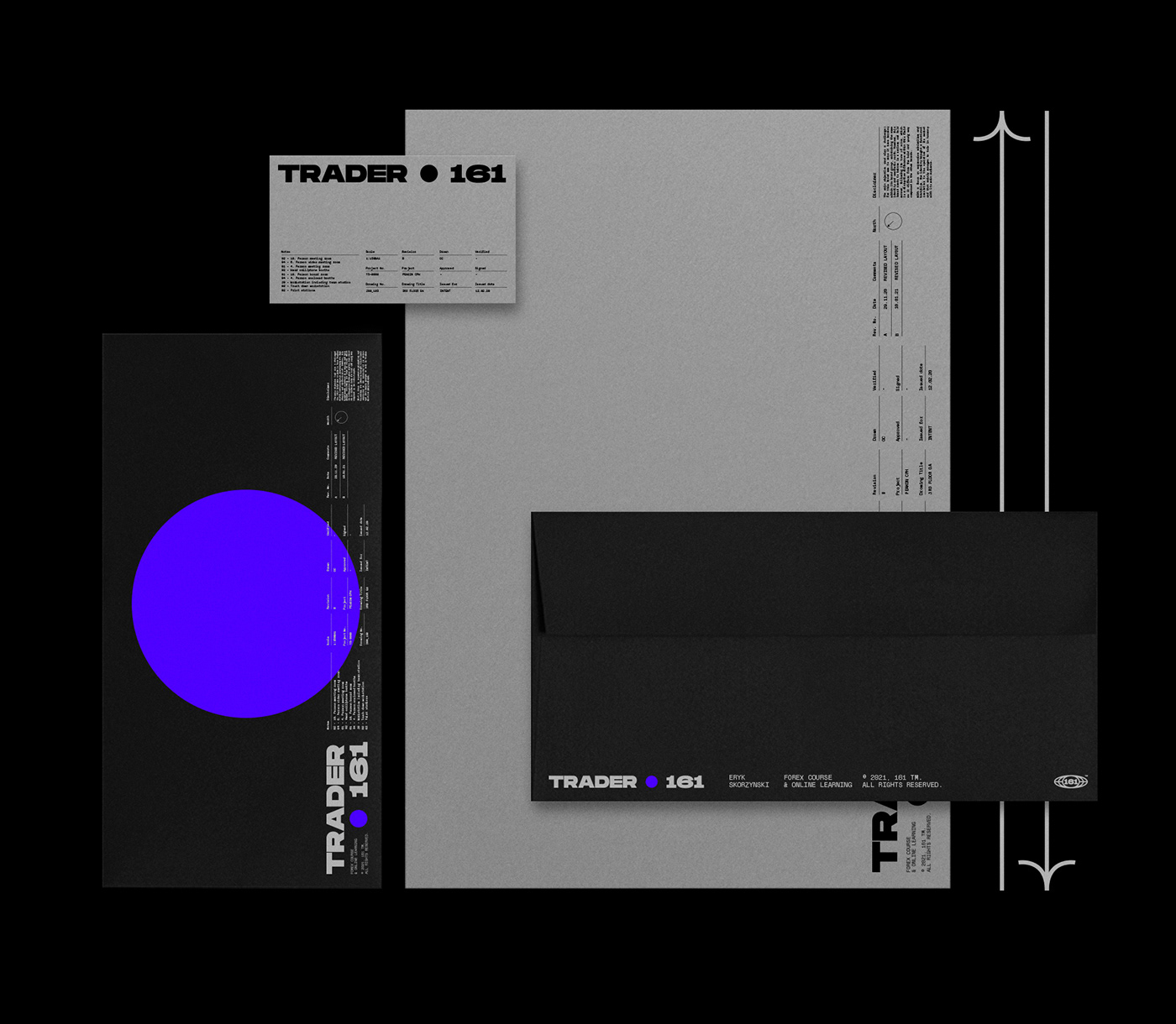 abstract Brutalism futuristic identity Logotype modern poster trading typography   visual identity