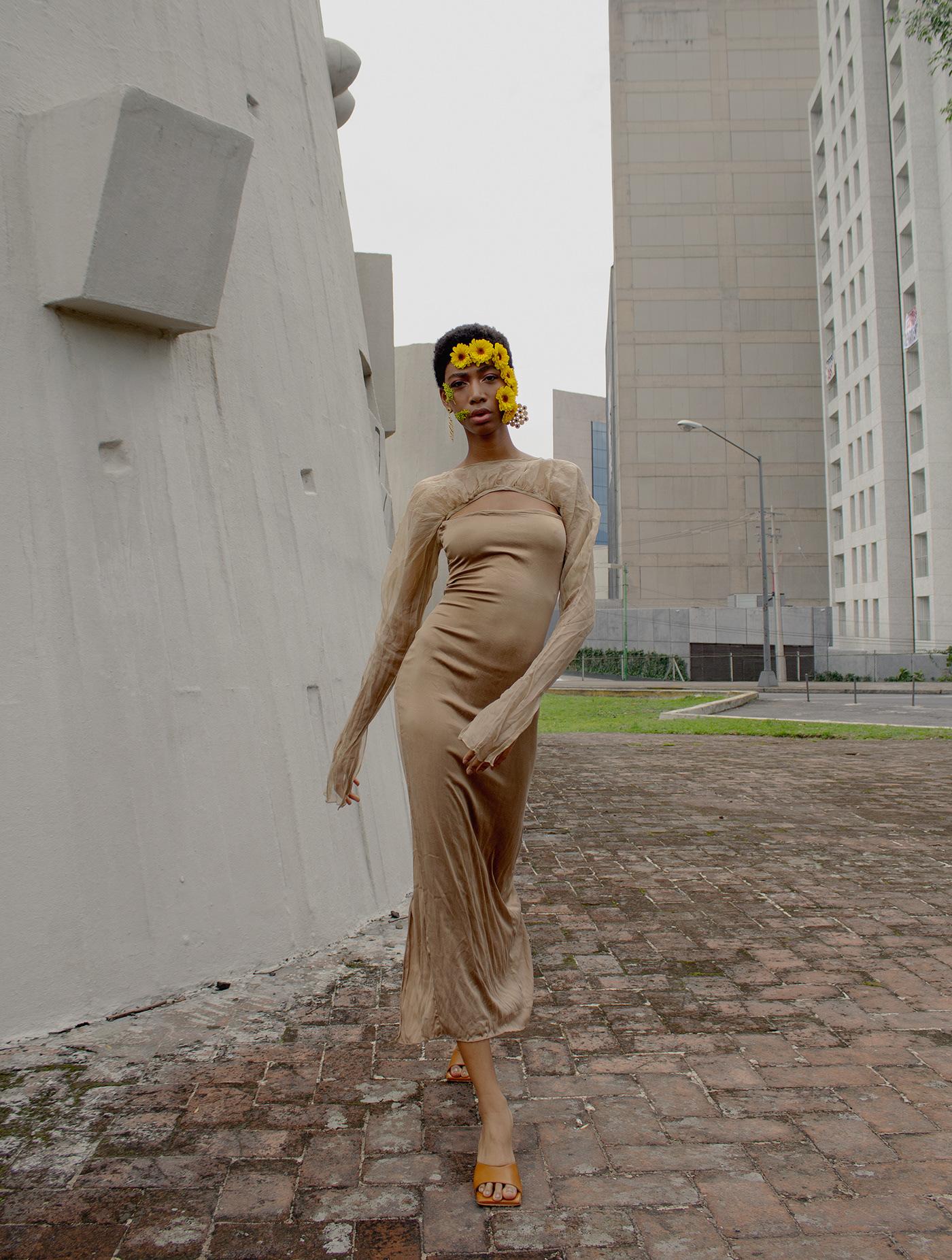 CDMX Ciudad de México editorial magazine editorial makeup fashion editorials fashion photography fashion portrait Lofficiel moda mexico model