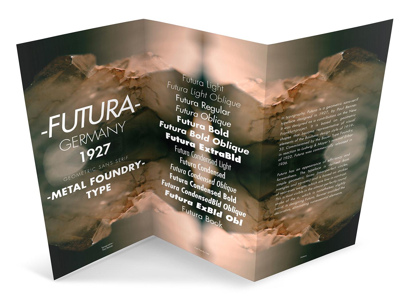 Futura Book Light