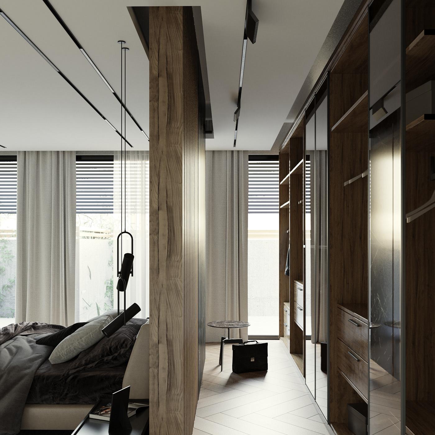 Image may contain: indoor, floor and window
