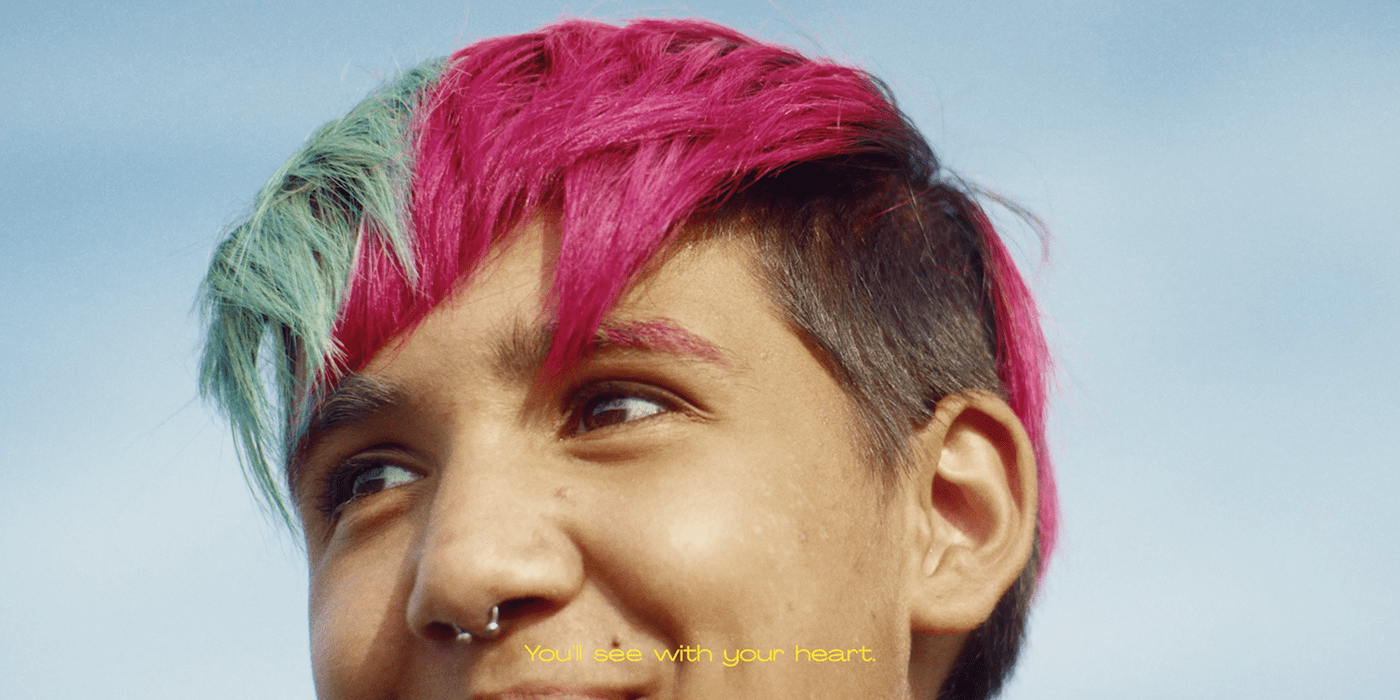 ArtDirection campaign CreativeDirection gendercreative genderidentity Script video