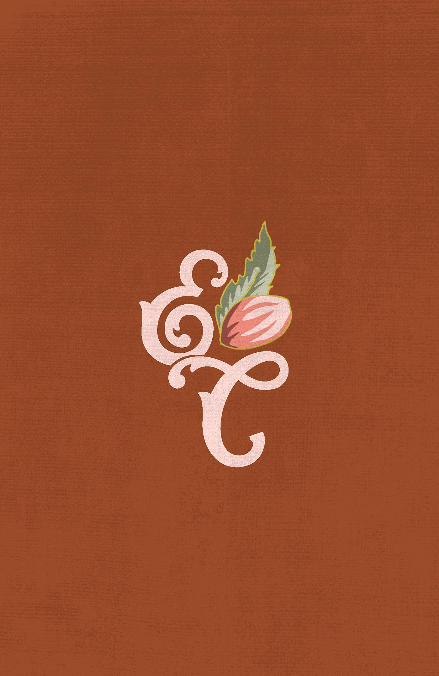 bold brand brand identity Coffee marketing   Mockup type design
