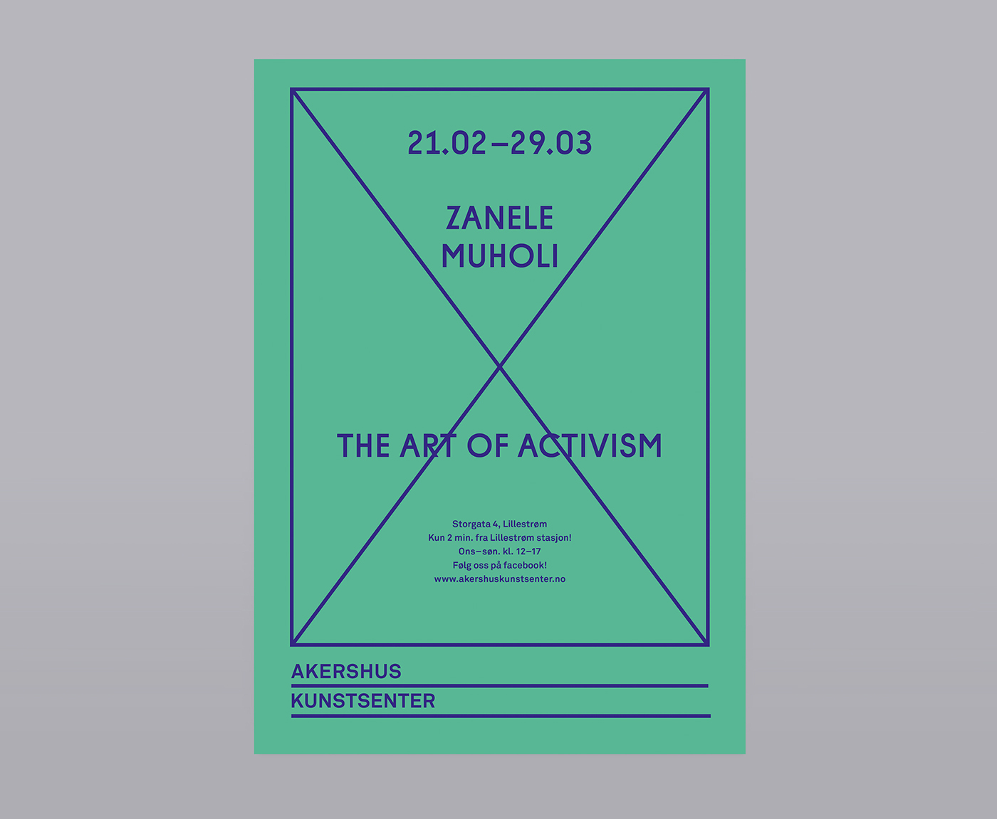 Adobe Portfolio Art Exhibition norway print art Exhibition  poster