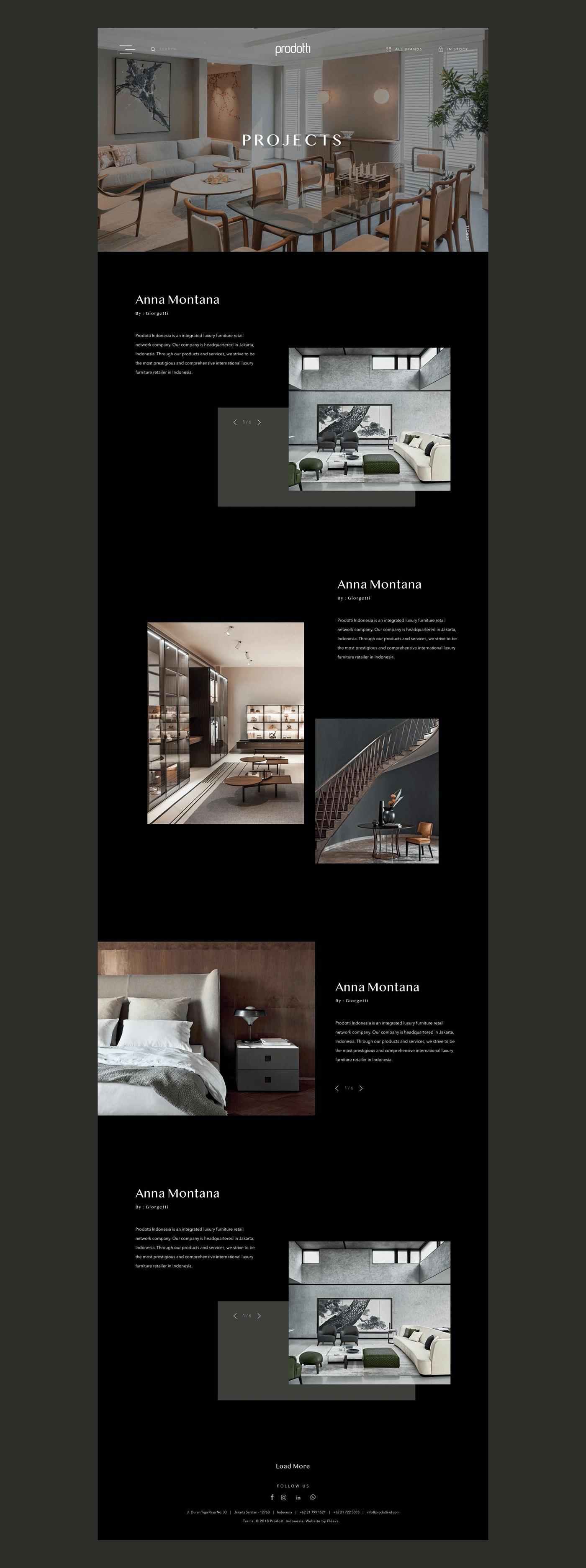 digital marketing strategy UI/UX Design Website