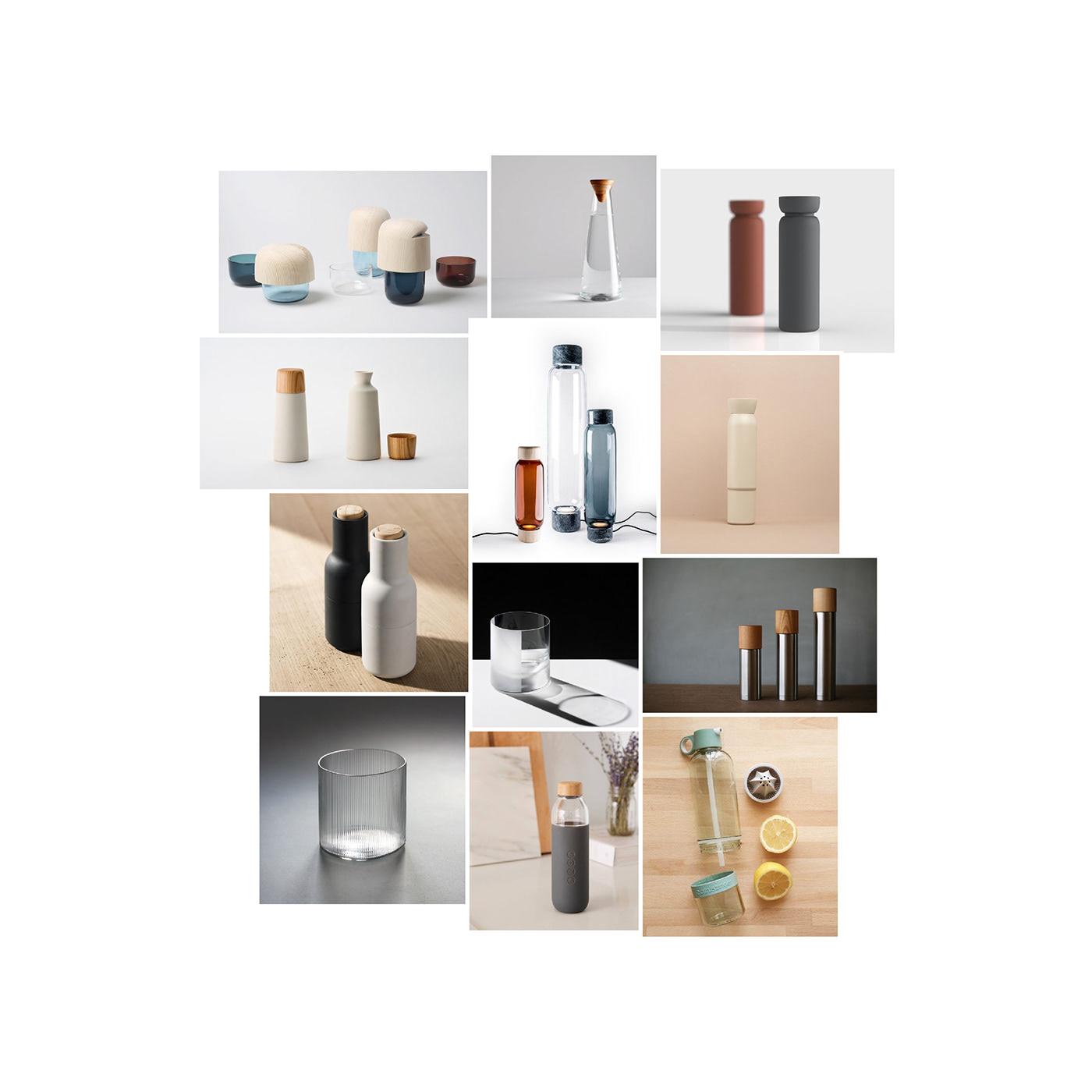 bottle diseño industrial healthy juice product design  fruit juice fruits water Water Bottle glass
