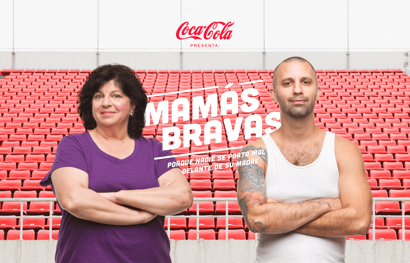 El Ojo nuevos talentos  barras bravas Coca-Cola Futbol