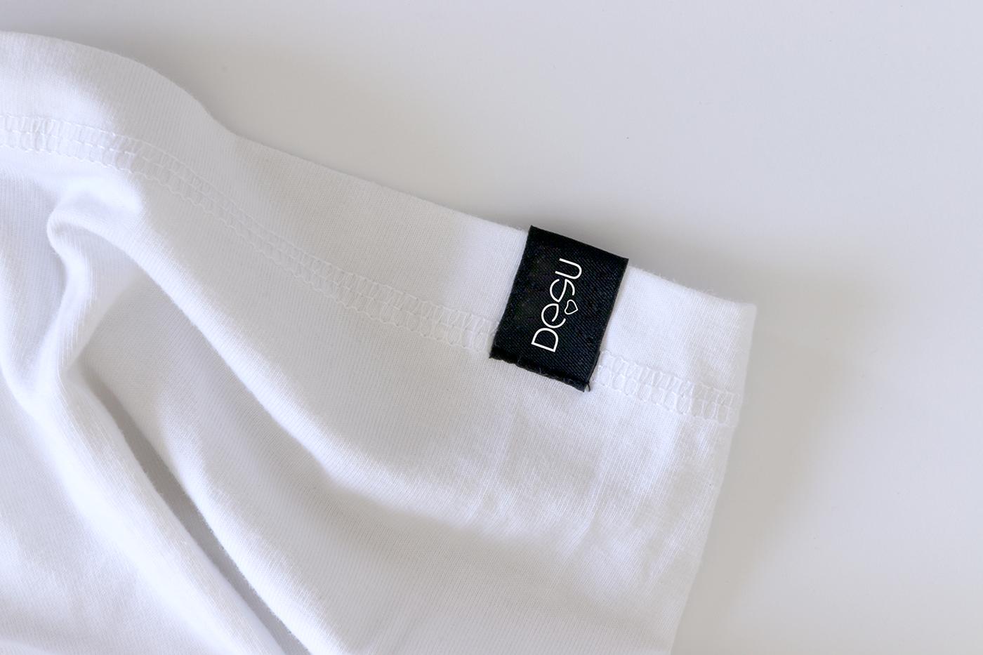 logo underwear shop pants