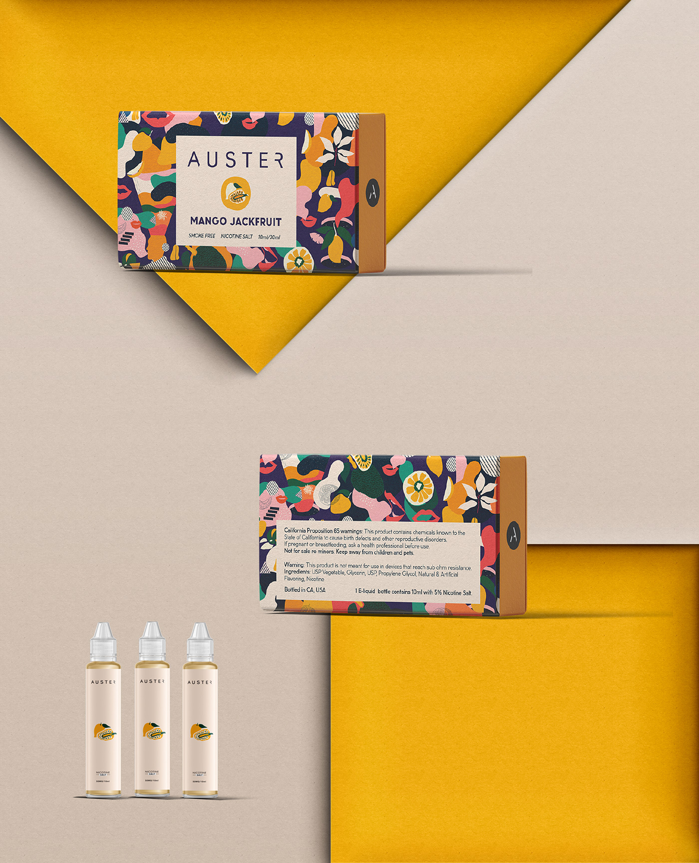 Vape e-liquids flavor culture e-ciggarette Fruit auster salts