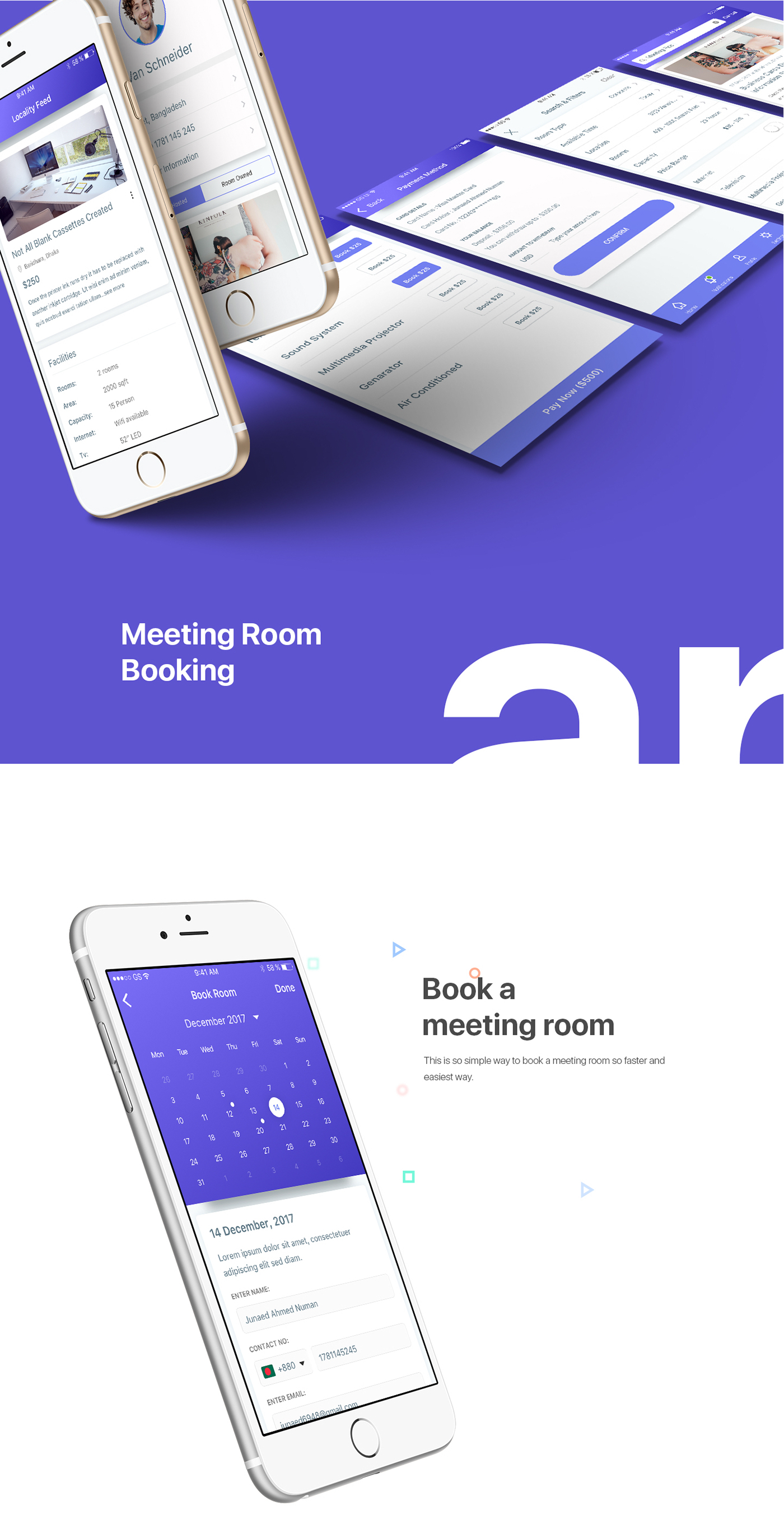 Can M Life Book Multiple Room