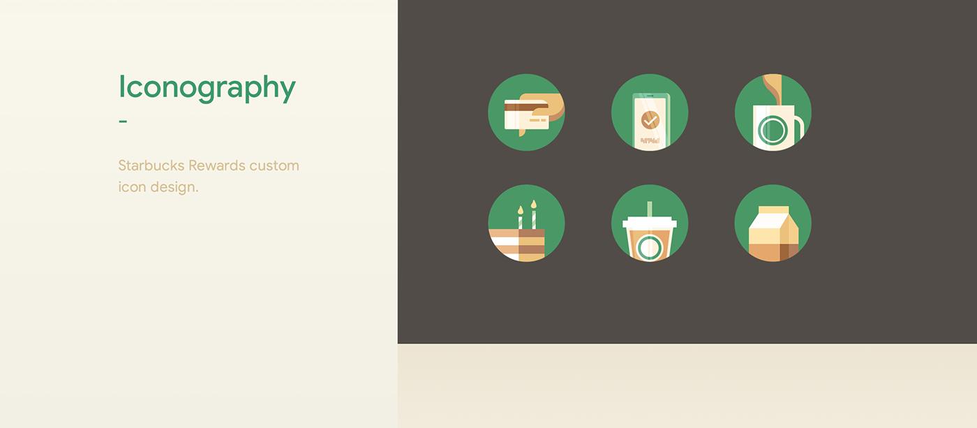 UI ux landing Web Website home animation  Coffee app ILLUSTRATION