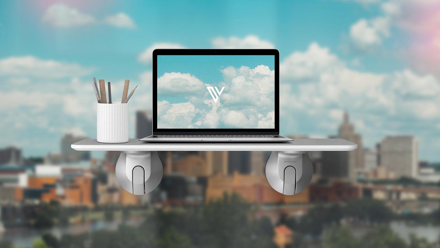 Deskview On Behance
