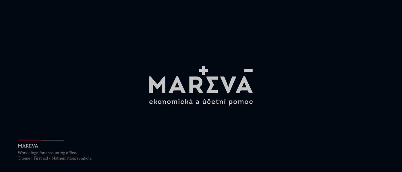 Mareva - First aid, Mathematical symbols