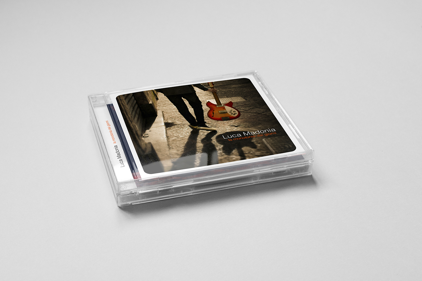 Luca Madonia Mu - agency Narciso Records universal music
