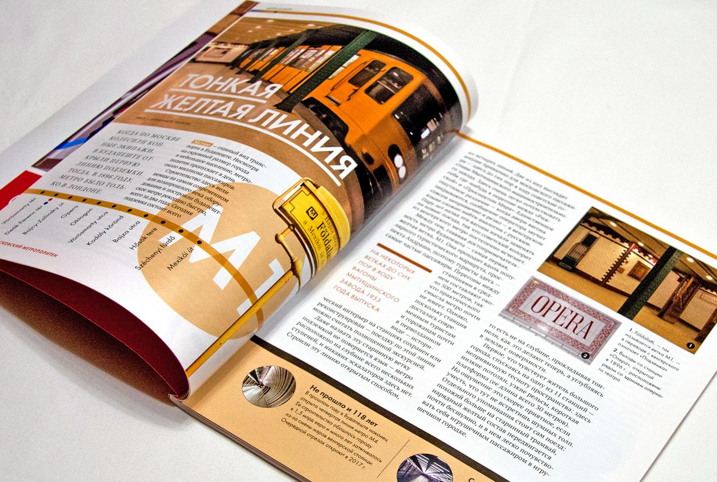 magazine design art direction  graphics Layout