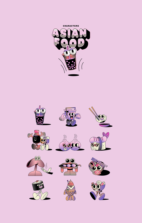 antonay branding  Character design diseño graphicdesign ILLUSTRATION  ilustracion personajes visualidentity